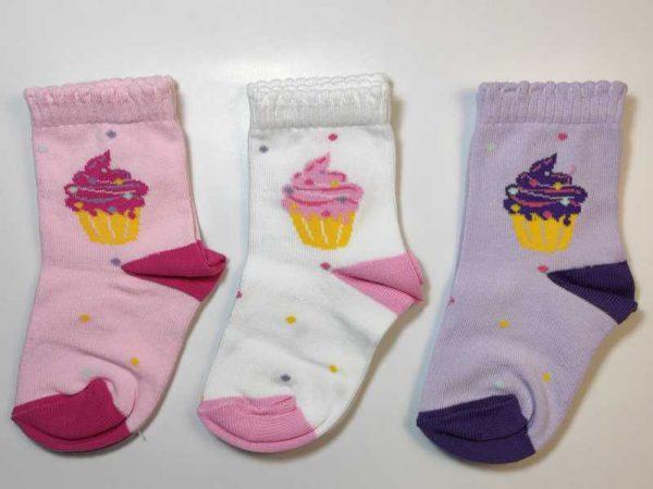 Dečije pamučne čarape
