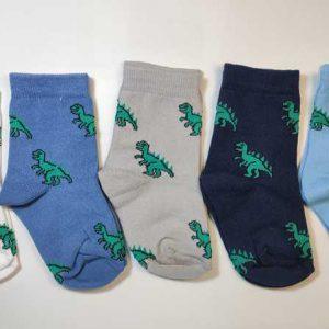 Dečije čarape dinosaurus
